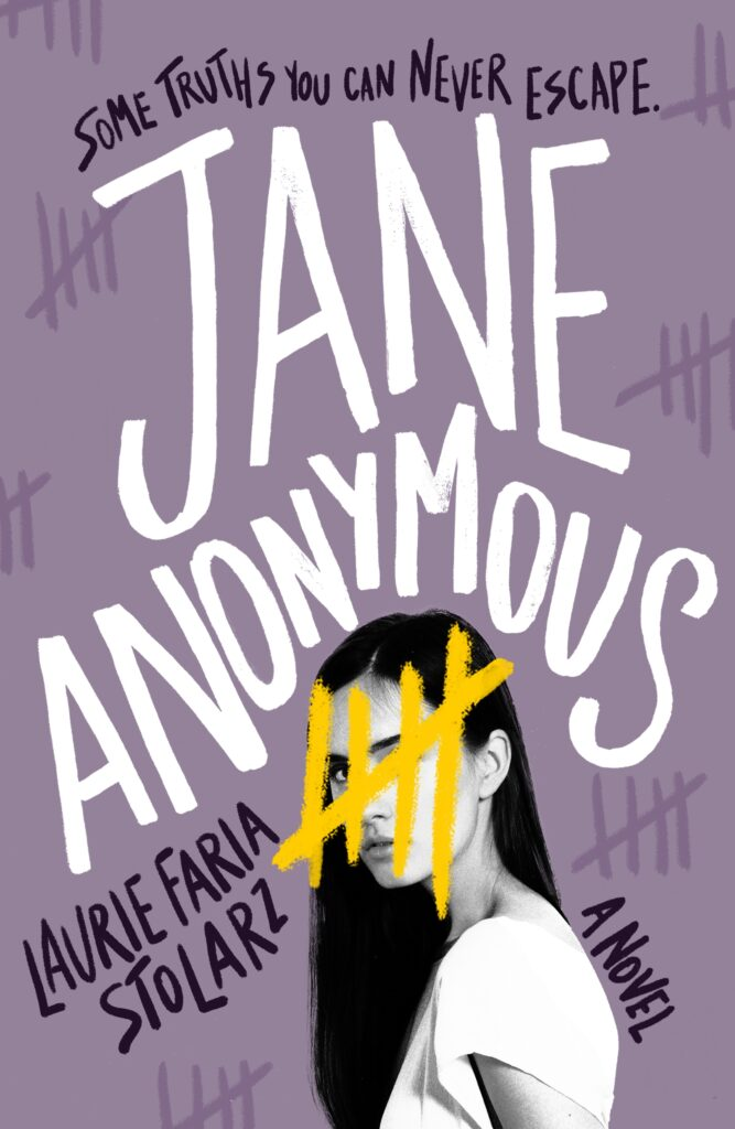 Book Cover: Jane Anonymous