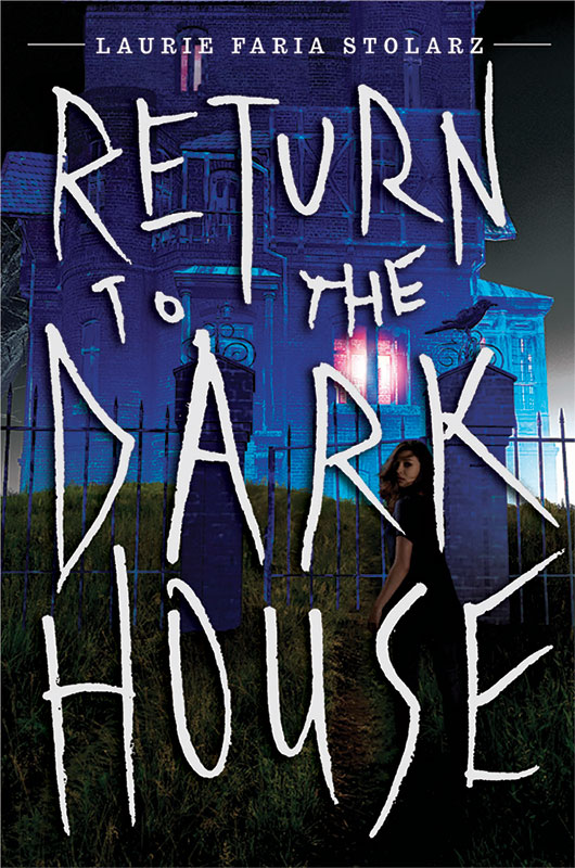 Book Cover: Return to the Dark House