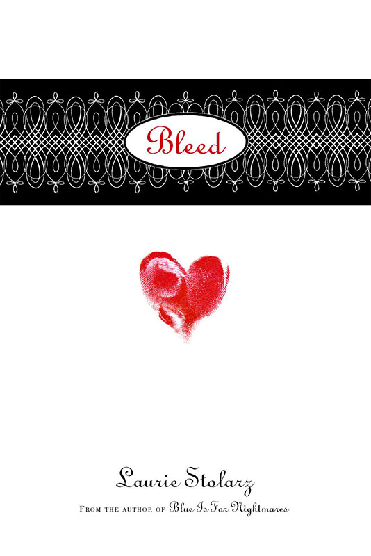 Book Cover: Bleed