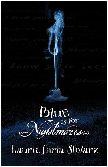Book Cover: Blue is for Nightmares