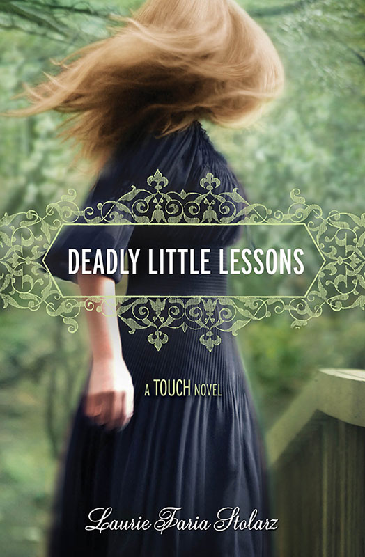 Book Cover: Deadly Little Lessons