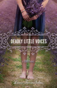 Book Cover: Deadly Little Voices