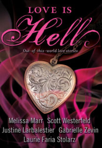 Book Cover: Love is Hell