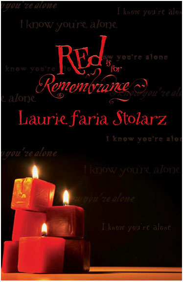 Book Cover: Red is for Remembrance