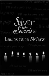 Book Cover: Silver is for Secrets