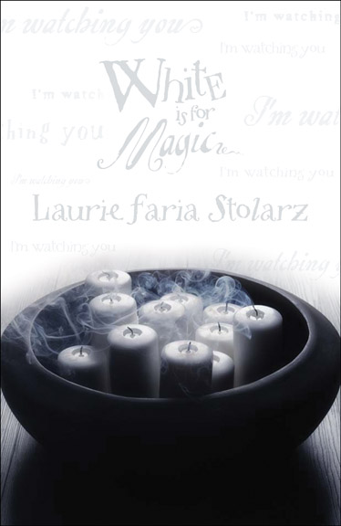 Book Cover: White is for Magic